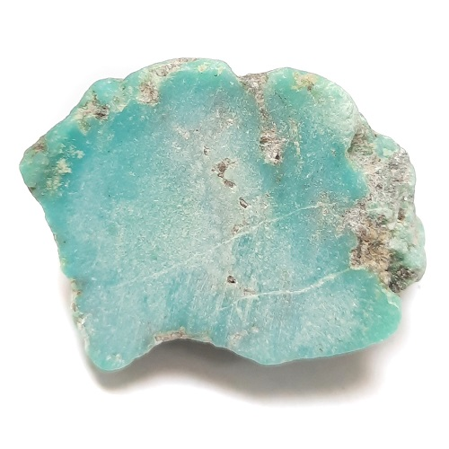 Blue Ice Turquoise Rough #4