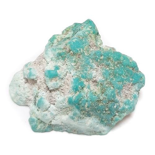 Blue Ice Turquoise Rough #8