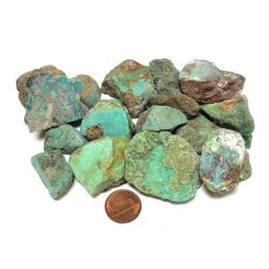 Chinese Stabilized Turquoise Rough #50