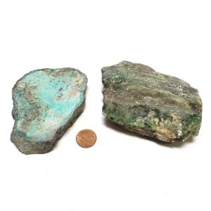 Chinese Stabilized Turquoise Rough #72