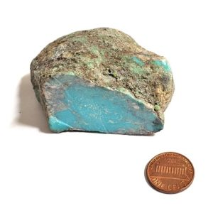 Chinese Stabilized Turquoise Rough #31