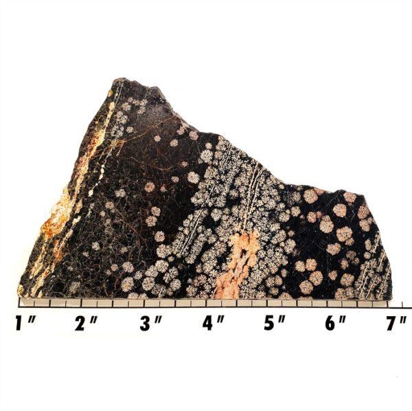 Slab461 - Fireworks Obsidian Slab