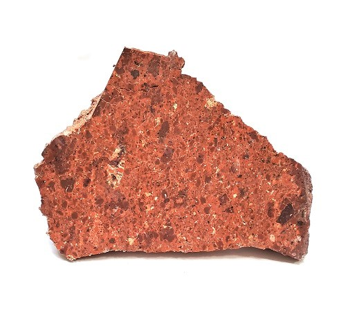 Kingstonite Native Copper in Rhyolite Rough #6