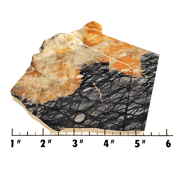 Slab760 - Picasso Marble slab