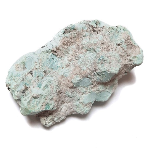 Stabilized Campitos Turquoise large-sized Rough #7
