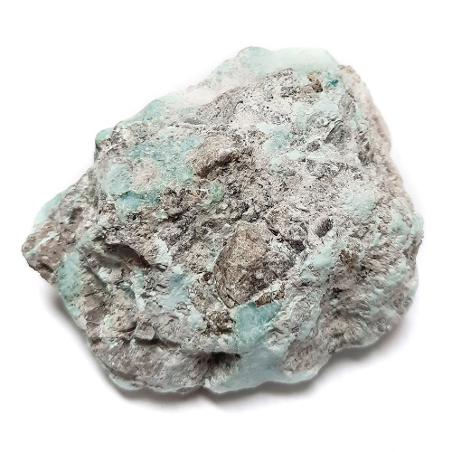 Stabilized Campitos Turquoise large-sized Rough #9