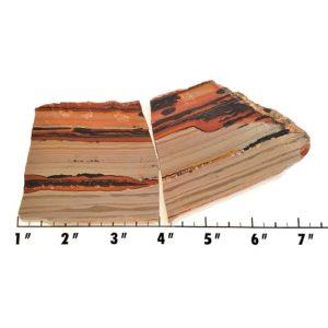 Slab1198 - Indian Paint Rock Slabs