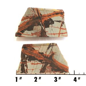 Slab1103 - Indian Paint Rock Slabs