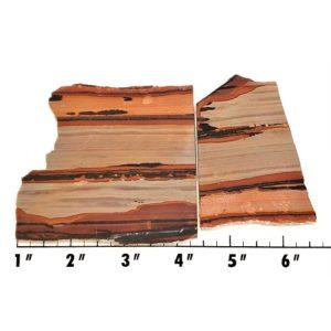 Slab1115 - Indian Paint Rock Slabs