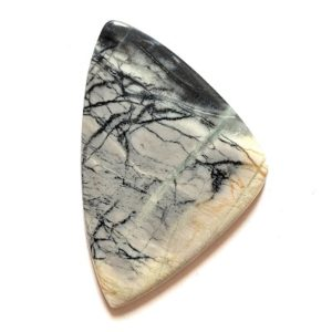 Cab1645 - Picasso Marble Cabochon