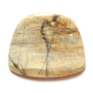 Cab1650 - Picasso Marble Cabochon
