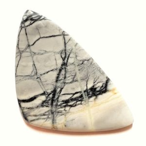 Cab1651 - Picasso Marble Cabochon