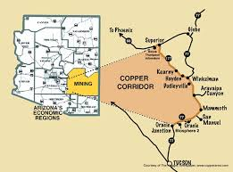 Copper Corridor | Copper, Arizona, Sustainable tourism