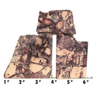Slab1165 - Exotica Jasper slabs