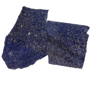 Lapis Lazuli Slabs from Afghanistan
