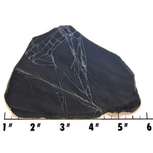 Slab1780 - Spiderweb Obsidian Slab