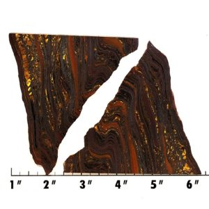 Slab372 - Tiger Iron Slabs