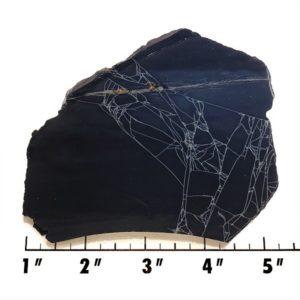Slab112 - Spiderweb Obsidian Slab