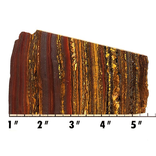 Slab1593 - Tiger Iron Slab
