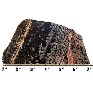 Slab1095 - Fireworks Obsidian Slab