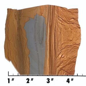 Slab150 - Wild horse Canyon Picture Jasper slab