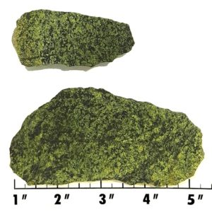 Slab450 - Frogskin Serpentine Slabs