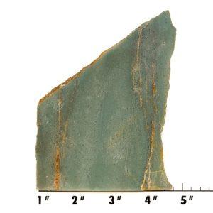 Slab533 - Green Quartz Slab