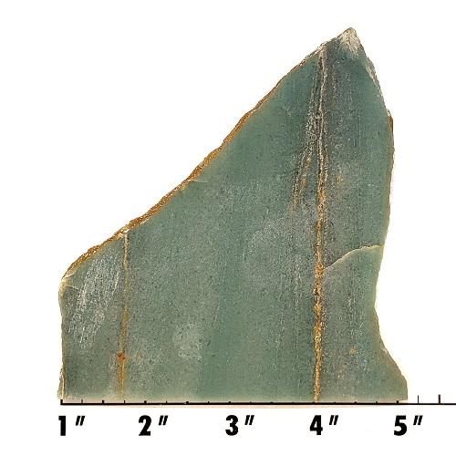 Slab544 - Green Quartz Slab
