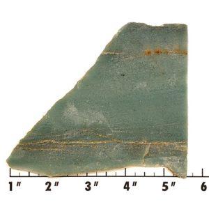 Slab560 - Green Quartz Slab