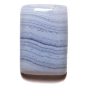 Cab1797 - Blue Lace Agate Cabochon