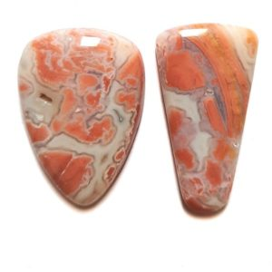 Youngite Cabochons from Wyoming