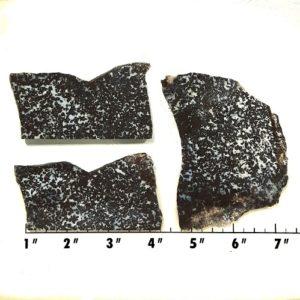 Slab1139 - Medicine Bow Plume Agate slabs