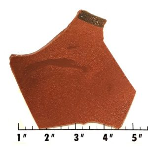 Slab116 - Red Goldstone Slab
