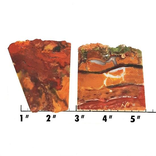 Slab1653 - Marsten Ranch Jasper slabs