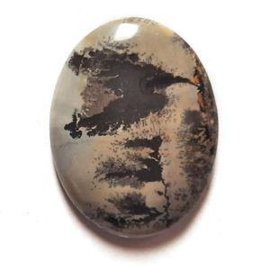 Cab1682 - Paint Brush Jasper Cabochon