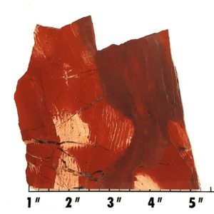 slab189 - Red Snakeskin Jasper Slab