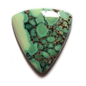Cab1900 - Natural Peacock Turquoise Cabochon