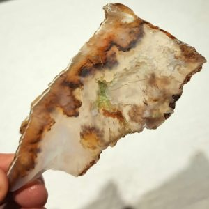 Slab2044 - Graveyard Point Plume Agate slabs