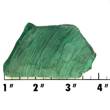 Slab208 - Malachite slab