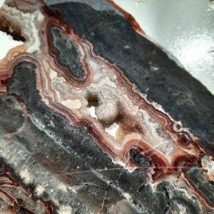 Slab2111 - Crazy Lace Agate slab