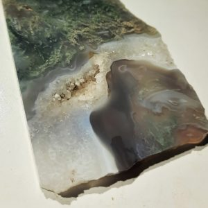 Slab57 - Green Moss Agate slabs
