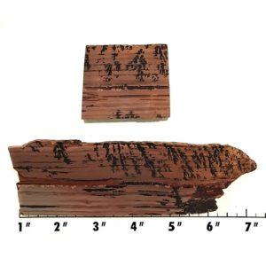 Slab744 - Indian Paint Rock Slabs