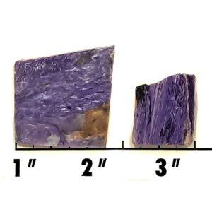 Slab944 - Charoite slabs