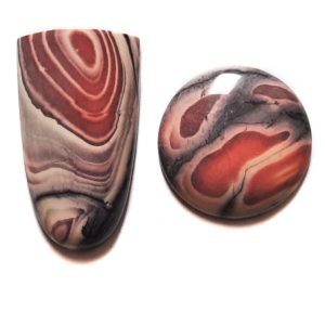 Exotica Jasper Cabochons from Mexico