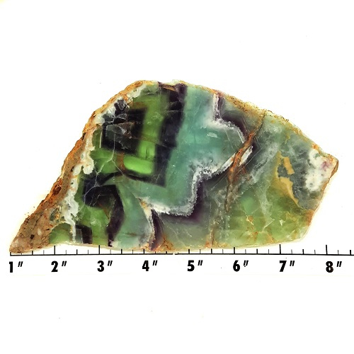 Slab1598 - Fluorite Slab
