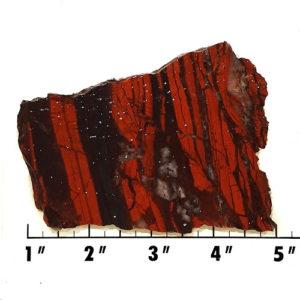 Slab1646 - Red Jasper Hematite slab