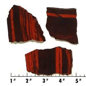 Slab1656 - Red Jasper Hematite slabs
