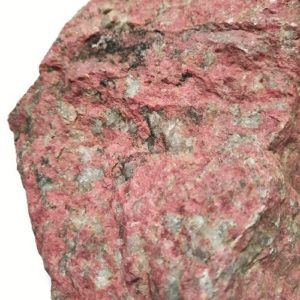 Thulite Rough from Norway - $28.00/lb