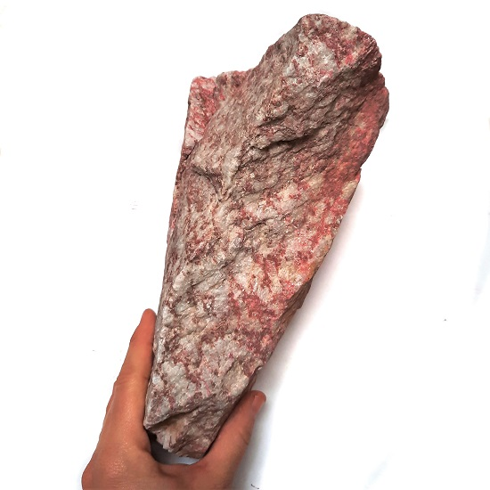 Thulite Rough #5
