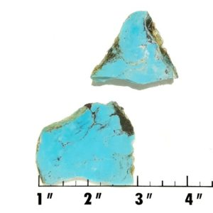 Slab1213 - Stabilized Campitos Turquoise Slabs